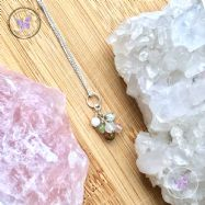 Fertility, Pregnancy & Childbirth Cluster Necklace